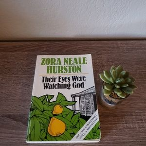 Their Eyes Were Watching God by Zora Neal Hurston